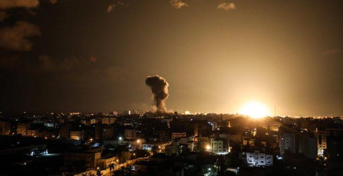 Aumentan los temores de una guerra en Gaza tras el ataque del Ejército israelí