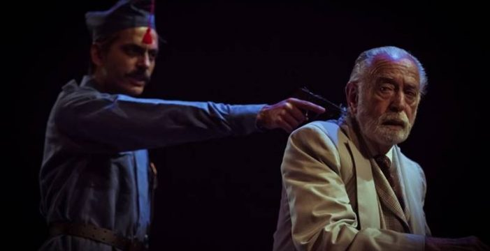 'La sombra de don Alonso' conmueve al Circo de Marte