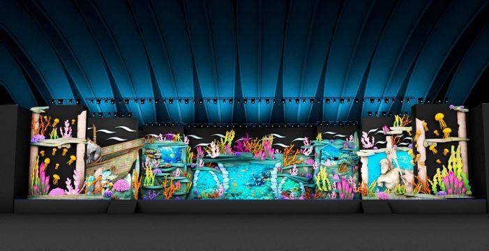 Así es el nuevo escenario para el Carnaval de Santa Cruz de Tenerife