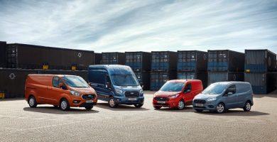 Los planes Ford Protect Mantenimiento reducen hasta un 20% los costes para clientes de vehículos comerciales