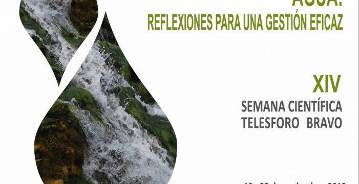 El IEHC debate a lo largo de la próxima semana sobre la gestión eficaz del agua en Canarias