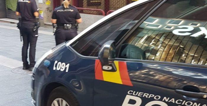 Detenido por robar un coche en San Juan de la Rambla