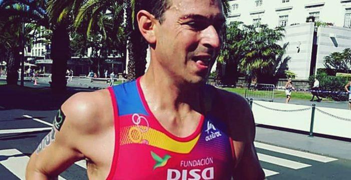 Juan Jesús Aguiar, sexto en la Copa del Mundo de Madeira