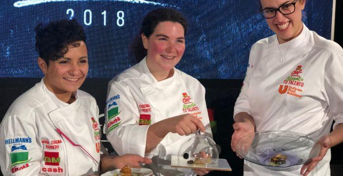 La final de GMChef da visibilidad  al mundo de la mujer en las cocinas