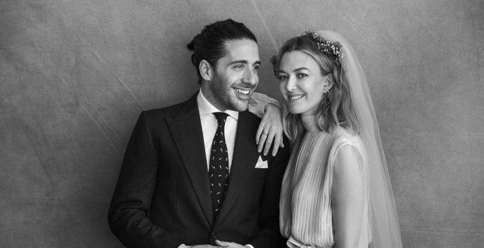 Así fue la boda civil de Marta, la hija de Amancio Ortega, fundador de Inditex y el español más rico del mundo
