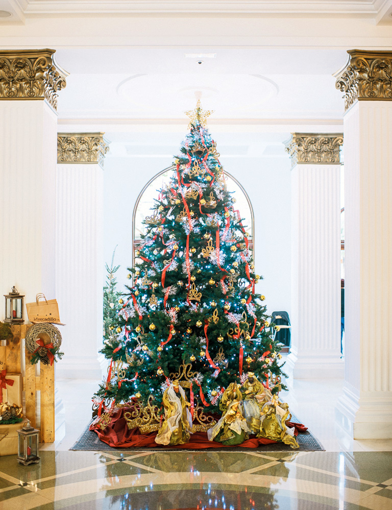 Iberostar Grand Mencey celebra su tradicional Mercadillo de Navidad
