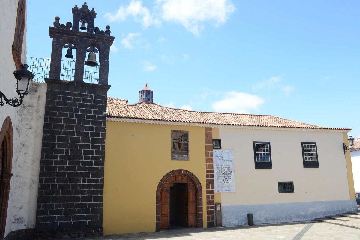 El antiguo Convento de Santo Domingo acoge la última cita del ciclo de conciertos del Ateneo de La Laguna