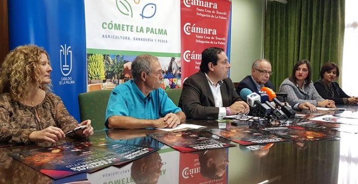El II Festival de Sabores servirá de puesta de largo del sello de calidad de la carne de vaca palmera