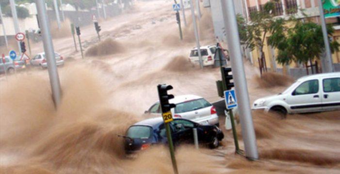 Los temporales de los últimos 20 años le han costado a Canarias 600 millones de euros