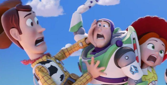 Oleada de memes por el tráiler de 'Toy Story 4'