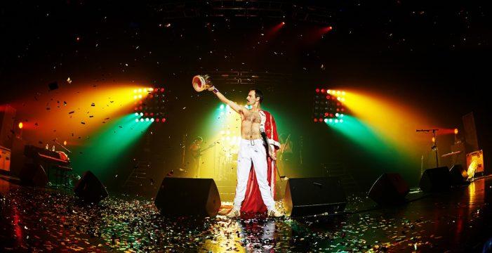 """""""Las giras son muy exigentes y es una presión extra hacer de Freddie Mercury"""""""