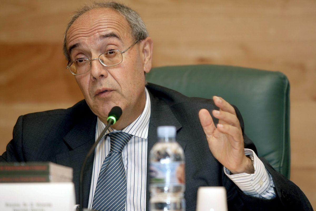Fiscal Superior de Canarias, Vicente Garrido. / DA