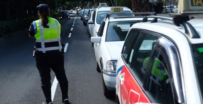 Santa Cruz confía en llegar a la ratio de 732 licencias de taxi en diciembre