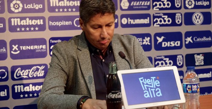 """Alfonso Serrano: """"Si mi salida vale para que todos vayamos en la misma dirección, bienvenida sea"""""""