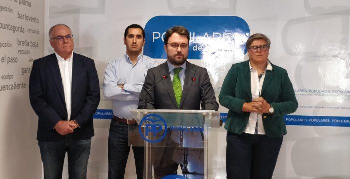 Los alcaldes del PP de La Palma no acudirán a la reunión con Clavijo