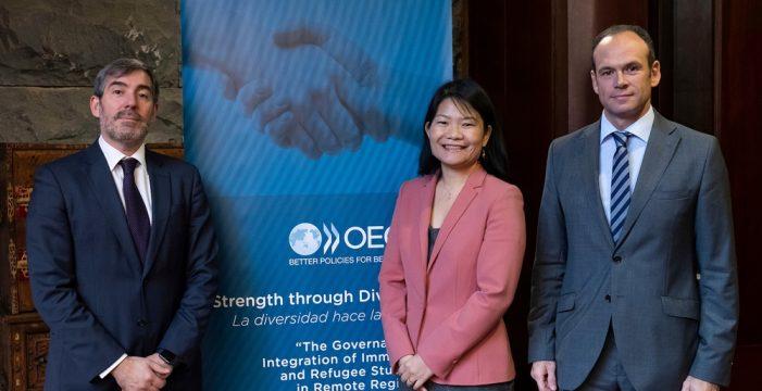 La OCDE avala a las Islas por fomentar la igualdad en los centros educativos