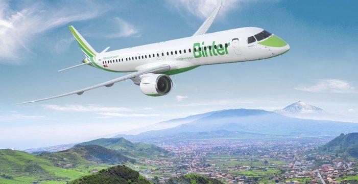 Binter refuerza su apuesta con el mercado africano con más aviones