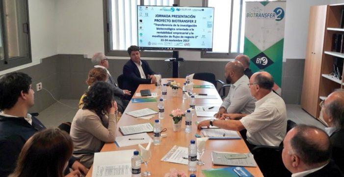 El Cabildo visita Azores en la segunda jornada de transferencia de resultados del proyecto Biotransfer 2