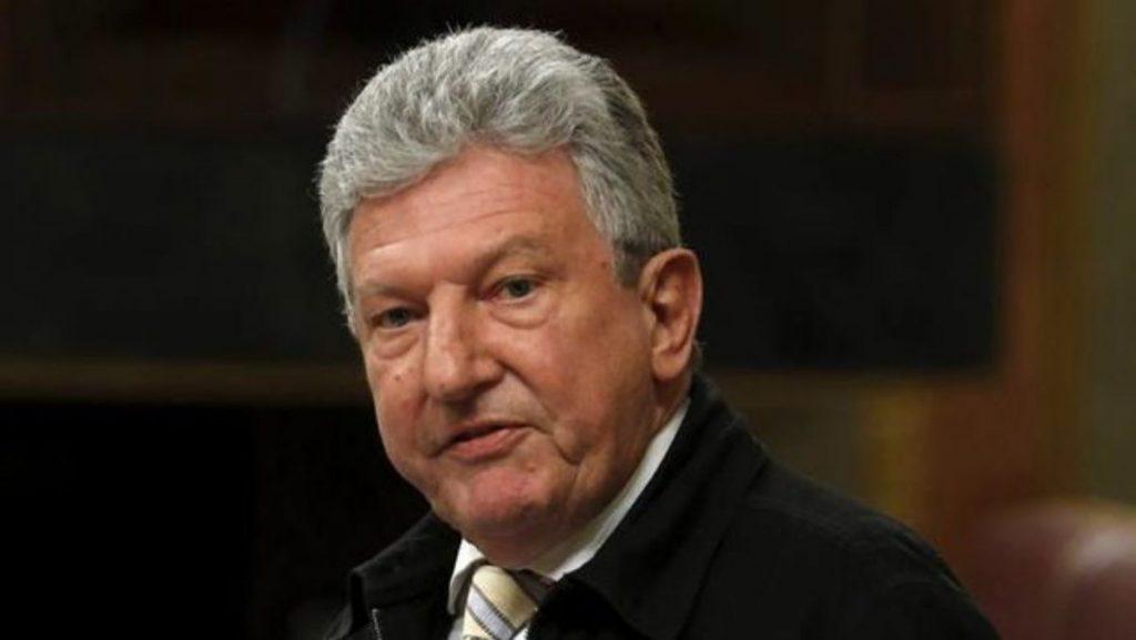 Pedro Quevedo, secretario de comunicación de Nueva Canarias (NC) y diputado nacional. / DA