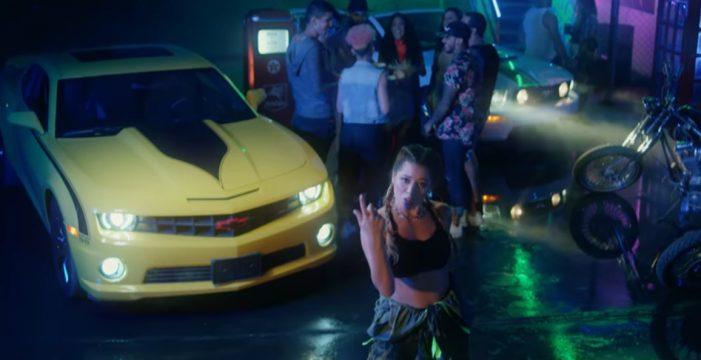 La cantante latina de moda, Marielle Hazlo, presenta 'Tu problema', con el que triunfa ya en EE.UU.