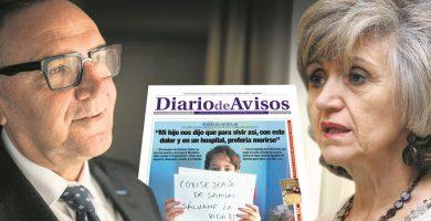 Baltar se remite a Madrid y rehúsa pagar el fármaco de la fibrosis quística