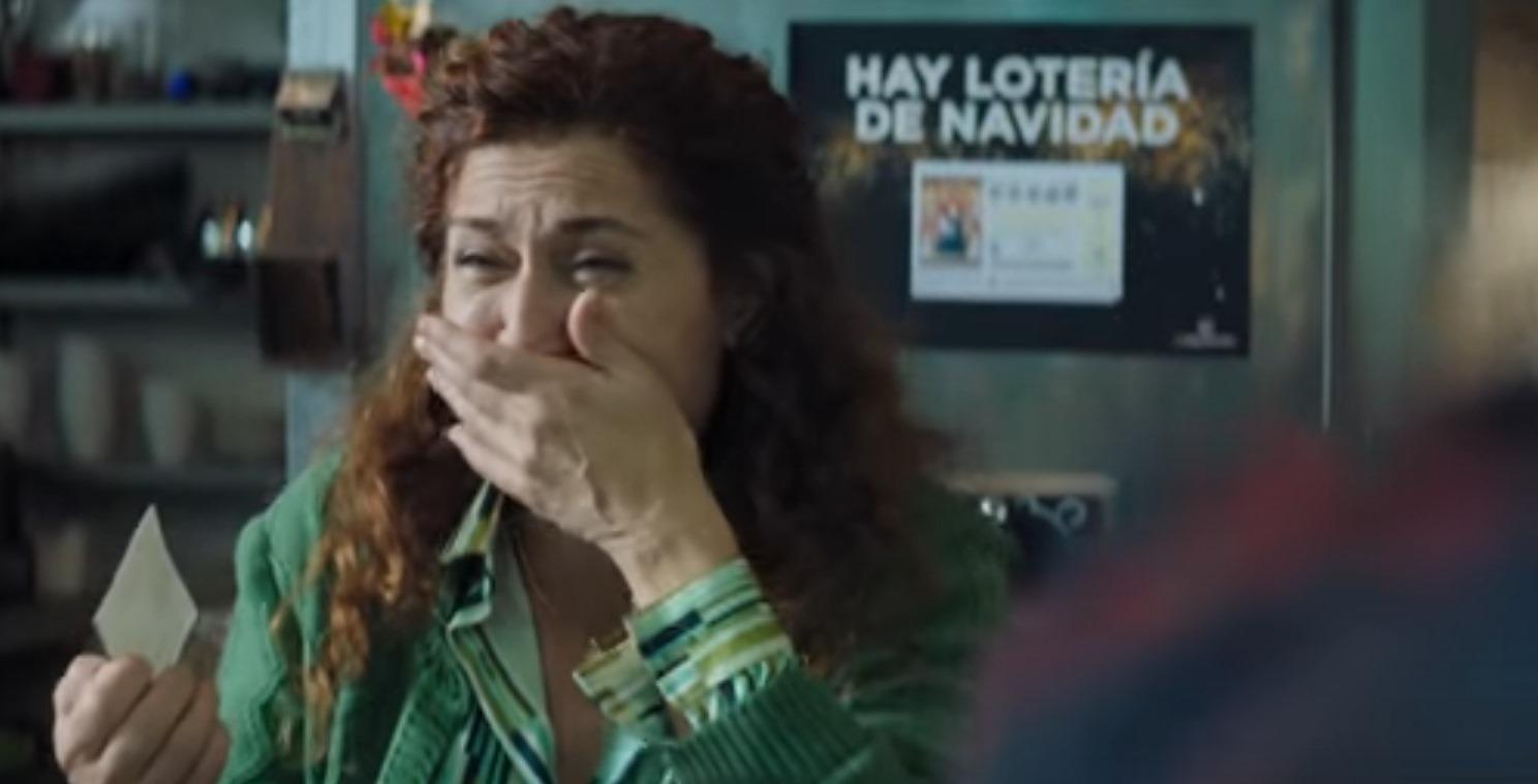 Canarias, protagonista inesperada del anuncio de la Lotería de Navidad. / LOTERÍAS DEL ESTADO