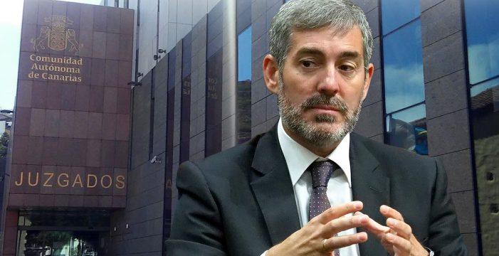 La Fiscalía aboga por que Clavijo sea juzgado por el caso Grúas como cualquier ciudadano