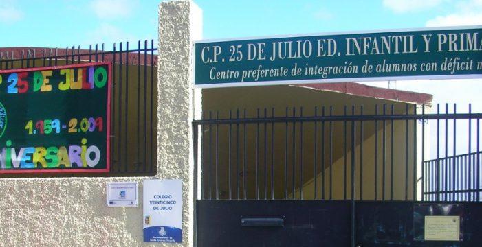 Los padres del colegio Gesta del 25 de Julio de Santa Cruz se manifestarán el día 23