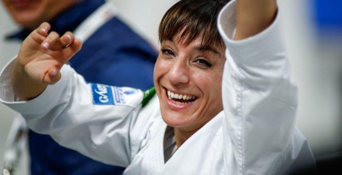 """Sandra Sánchez, campeona del mundo: """"Todavía me cuesta creer que me esté sucediendo"""""""