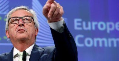 Juncker cancela su visita a Canarias para seguir en Bruselas las últimas negociaciones para cerrar el Brexit