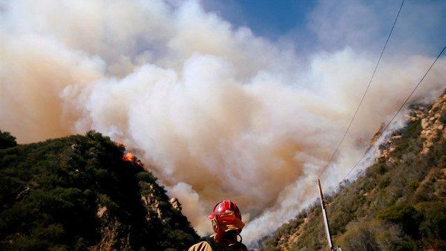 Hasta 228 desaparecidos como consecuencia de los incendios de California
