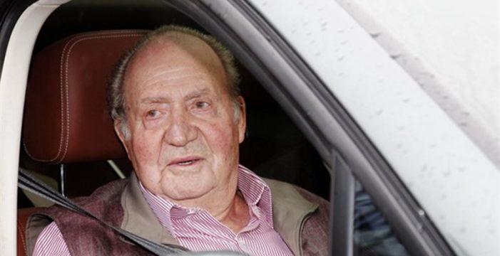 Unidos Podemos pide por carta a la Casa Real la comparecencia a petición propia del Rey Juan Carlos
