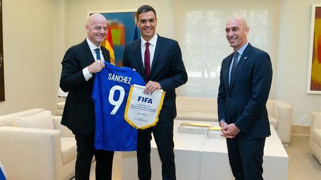 España ofrece a Marruecos una candidatura con Portugal para el Mundial de fútbol de 2030