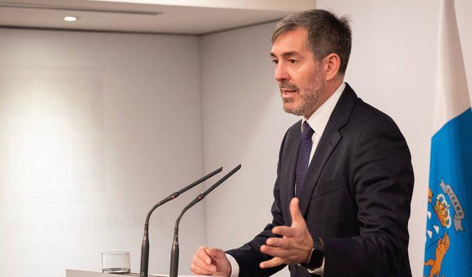 Clavijo se aferra a sus privilegios y pide que resuelva el Tribunal Superior de Justicia de Canarias