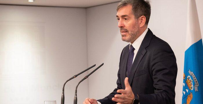 Clavijo presenta recurso de súplica para que el caso Grúas siga en el TSJC