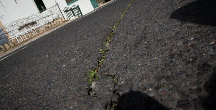La Carretera General, otro olvido del Cabildo con el Norte de Tenerife
