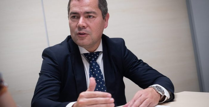 """José Manuel Martín: """"Queremos ser el referente tecnológico de las empresas canarias"""""""