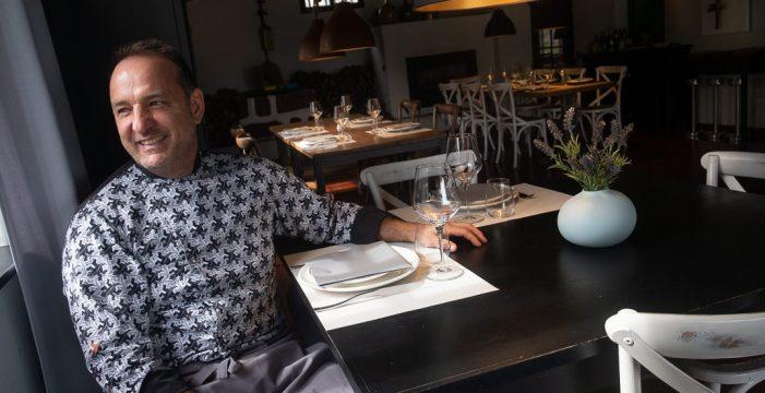 """Gonzalo Tamames, chef de La Sandunga: """"Con 50 años ni hago esferas, ni aires; si hay algo que sé es guisar"""""""