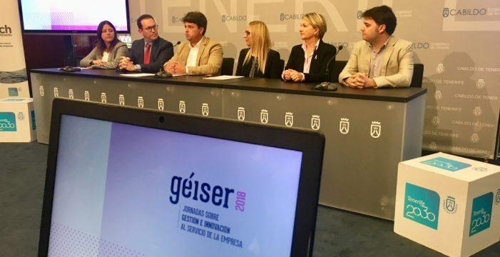 Tenerife reunirá a expertos de UBER, IBM y FNAC en la 4ª edición de la jornada Géiser