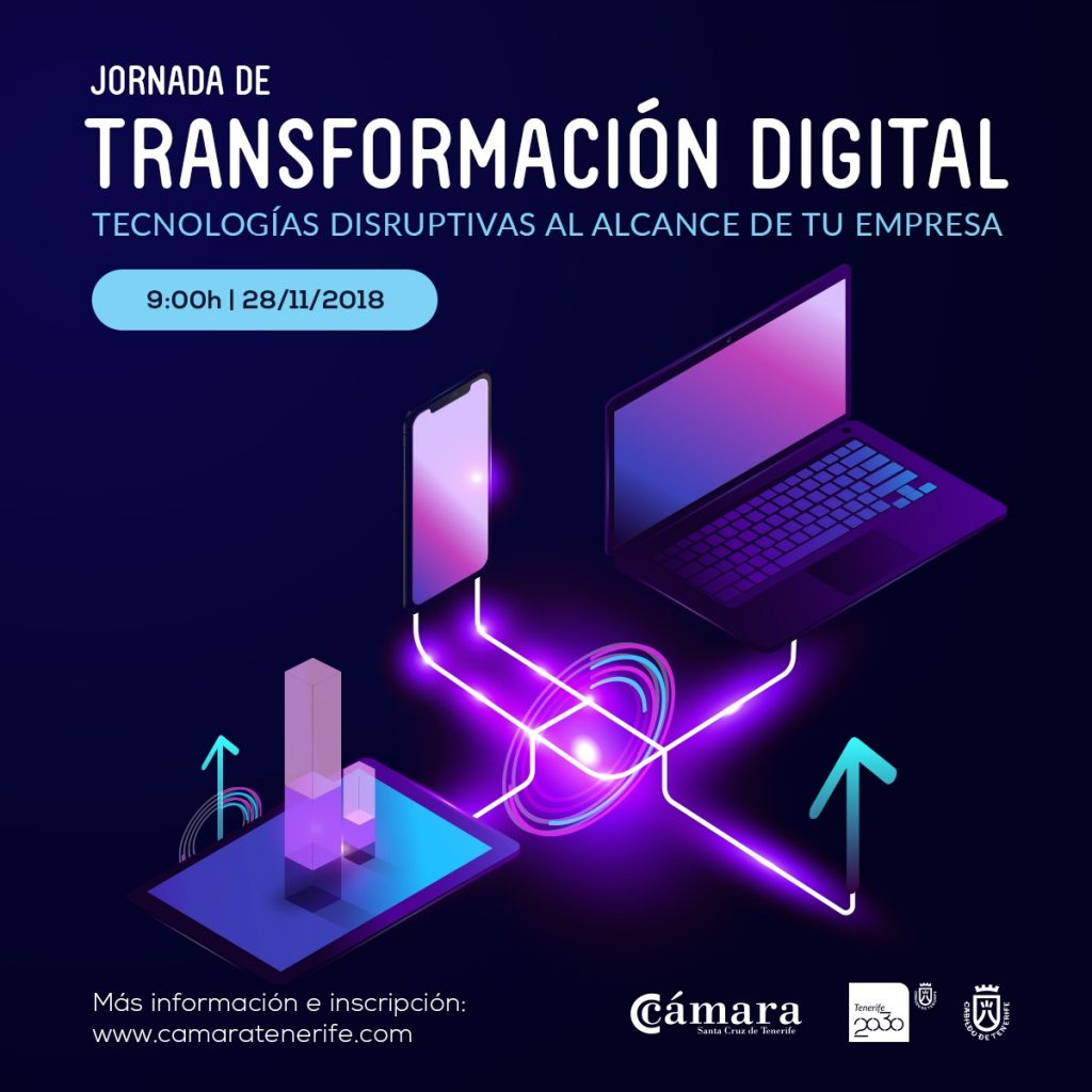 JORNADA TRANSFORMACIÓN DIGITAL