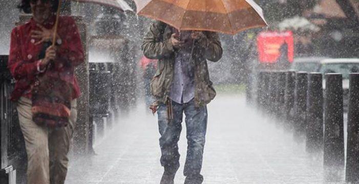 Mañana no te dejes el paraguas en casa: aviso amarillo para todas las islas occidentales
