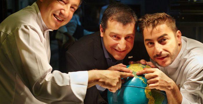 Los hermanos Roca rinden homenaje a la cocina canaria