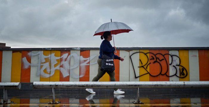 Dos frentes lluviosos atravesarán Canarias desde hoy