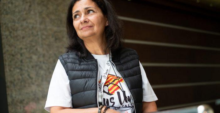 """Eulalia Corralero: """"Podemos limpiar una habitación en 15 minutos pero mover papeles nos cuesta"""""""