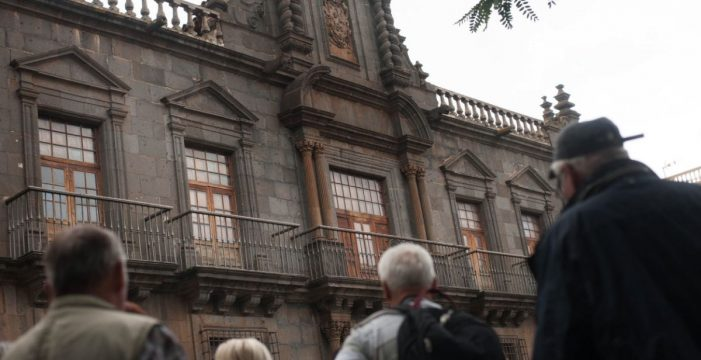 La reforma del histórico palacio de Nava de La Laguna espera realizarse en 2019
