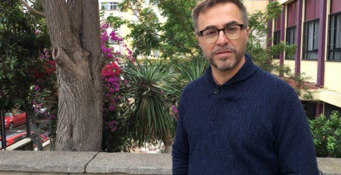 El poeta Rafael-José Díaz, invitado a la Feria del Libro del Oeste de Caracas