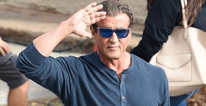Rambo revoluciona el barrio chicharrero de Los Gladiolos