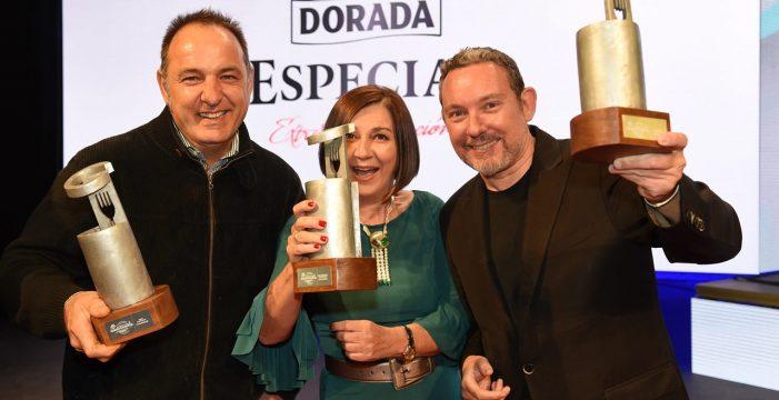 Emoción en la gala de entrega de los XXXIII Premios de Gastronomía DIARIO DE AVISOS-Dorada Especial