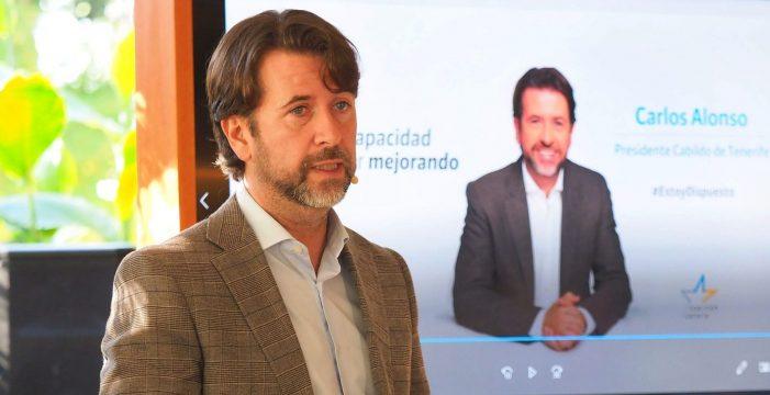 """Carlos Alonso (CC): """"No soy un político al que le guste generar malestar, como Rufián"""""""