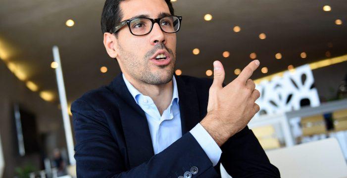 """El director de Uber España: """"No somos el enemigo del taxi, queremos ayudarlos con nuestra tecnología"""""""